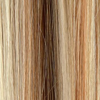 Blond glatt
