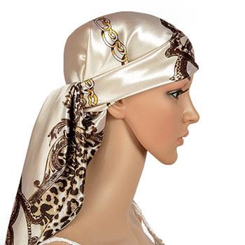 Elegant Beige Leopard
