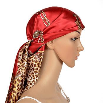 Elegant Rot Leopard